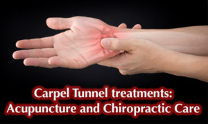 carpal tunnel pain in wrist
