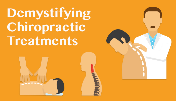 "Main image for the blog ""Demystifying Chiropractic Treatments"""