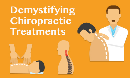 """Main image for the blog """"Demystifying Chiropractic Treatments"""""""
