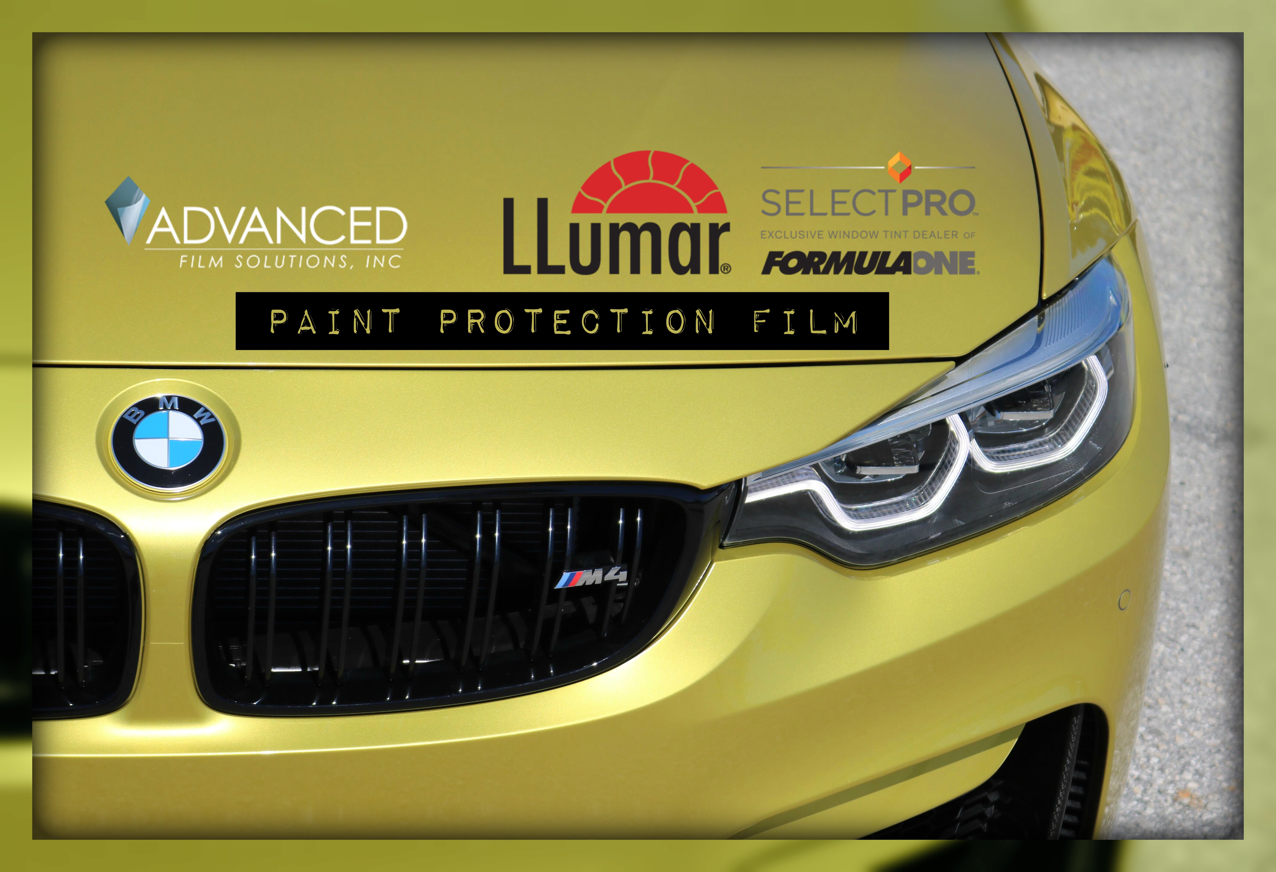 Protect Your Car Advanced Film Solutions Clear Bra Paint Protection