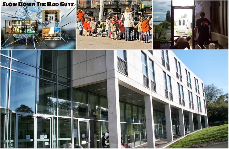 Glass Safety Window Film Applications For Tampa, Orlando & Sarasota Homes