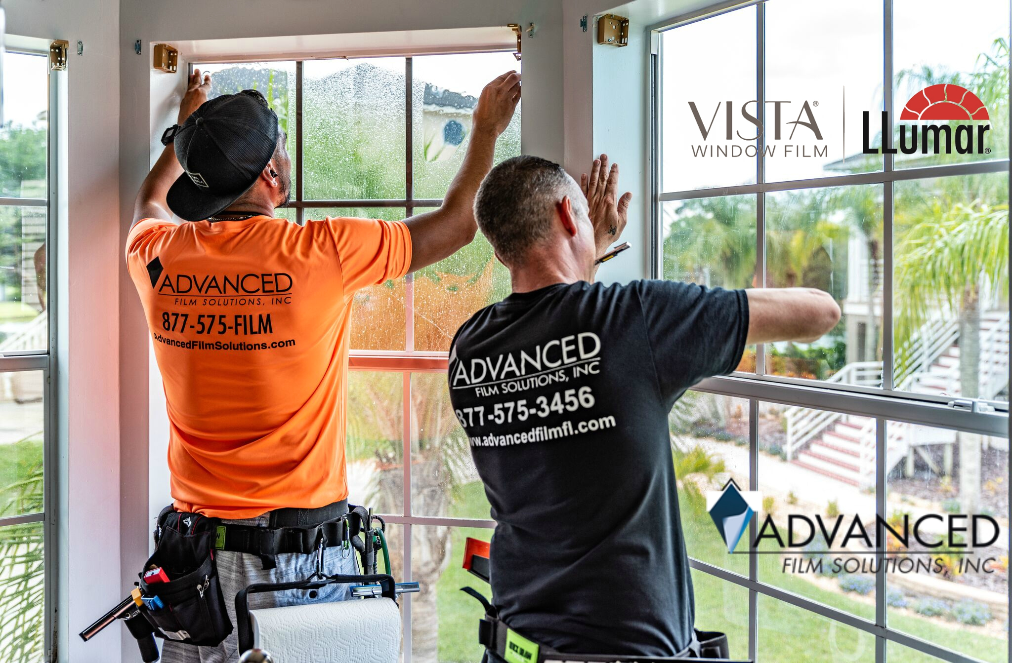 Florida Home Safety Security & Solar Window Film Benefits
