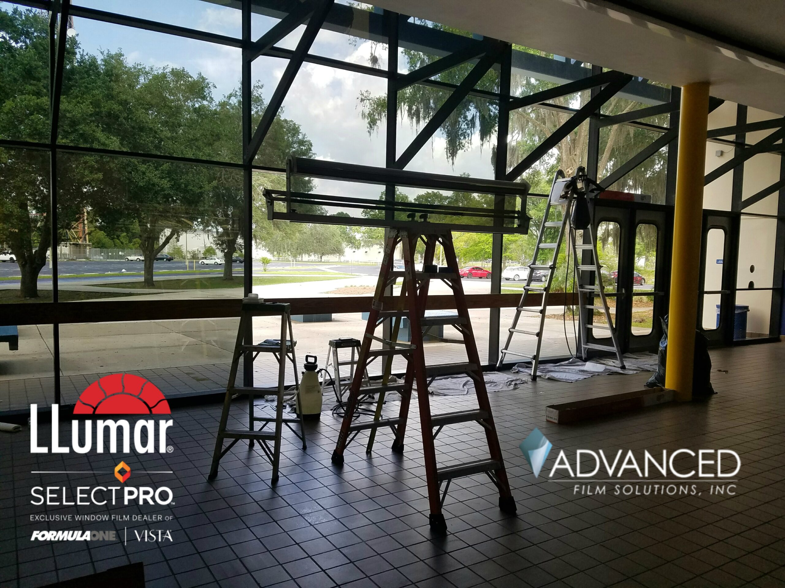 Tampa Bay Selects Advanced Film Solutions Window Tinting For 2021
