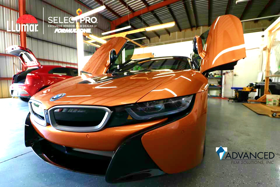 Advanced Film Solutions, Tampa Car Tinting Best Choices