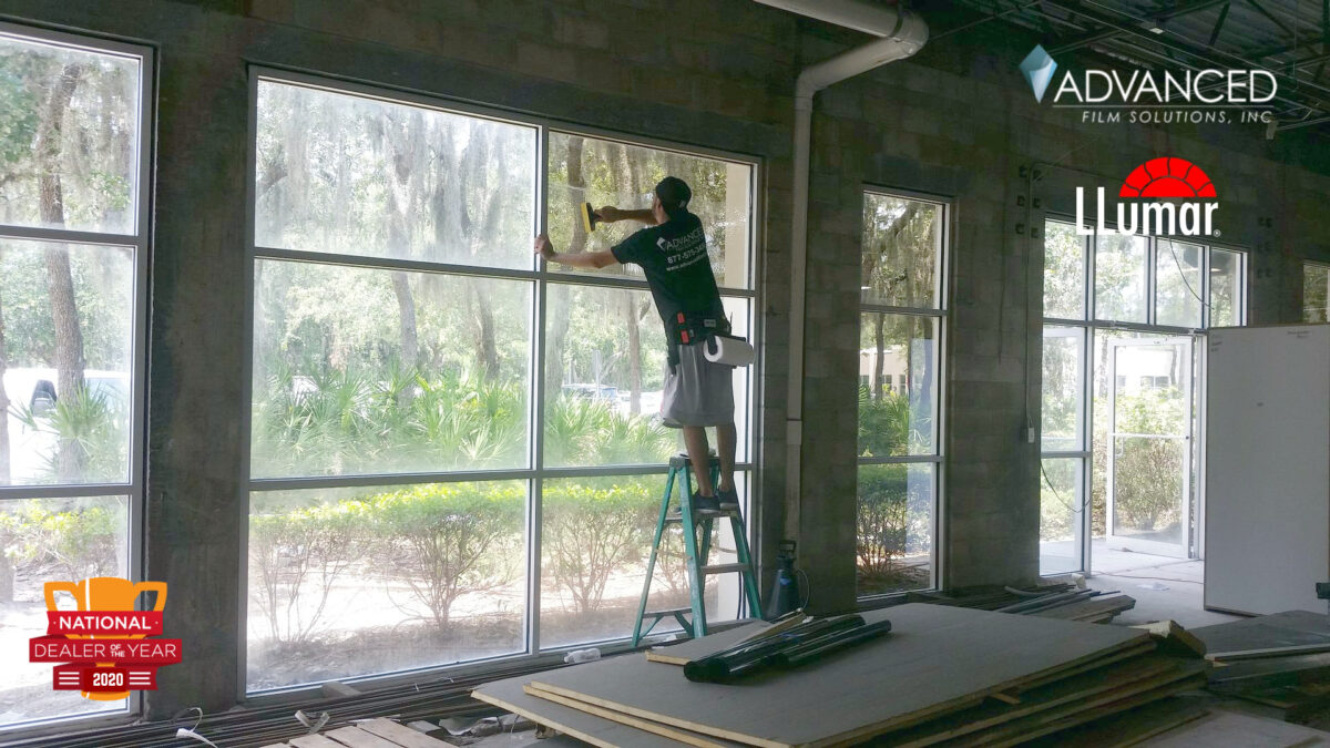 Coolest Tampa Bay & Orlando Offices With Advanced Film Solutions, Window Tinting
