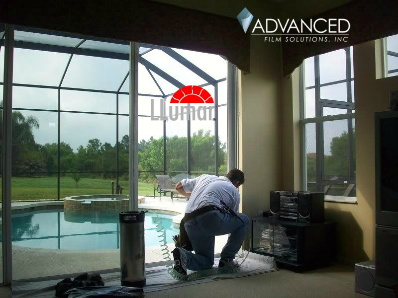 Give Your Air Conditioner A Helping Hand: Tampa Gets Window Film
