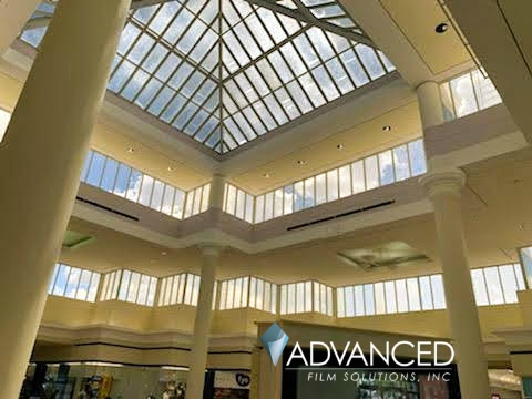 Tackling Heat. Advanced Film Solutions Skylight Window Tinting