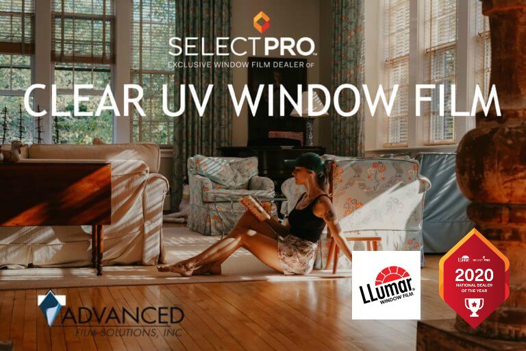 Advanced Film Solutions, Tampa Bay's Window Film Leader