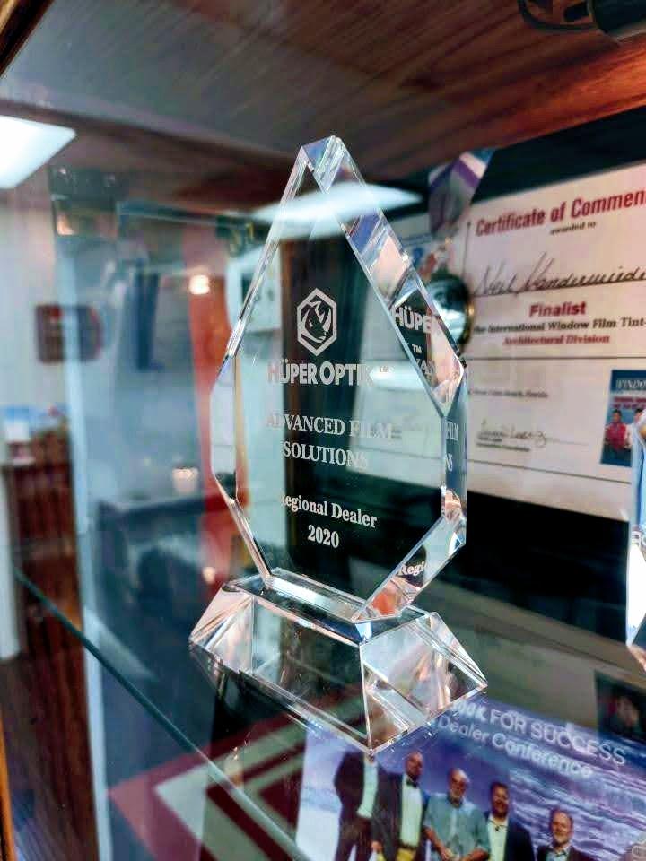 Huper Optik Ceramic Window Film Best Heat Rejection