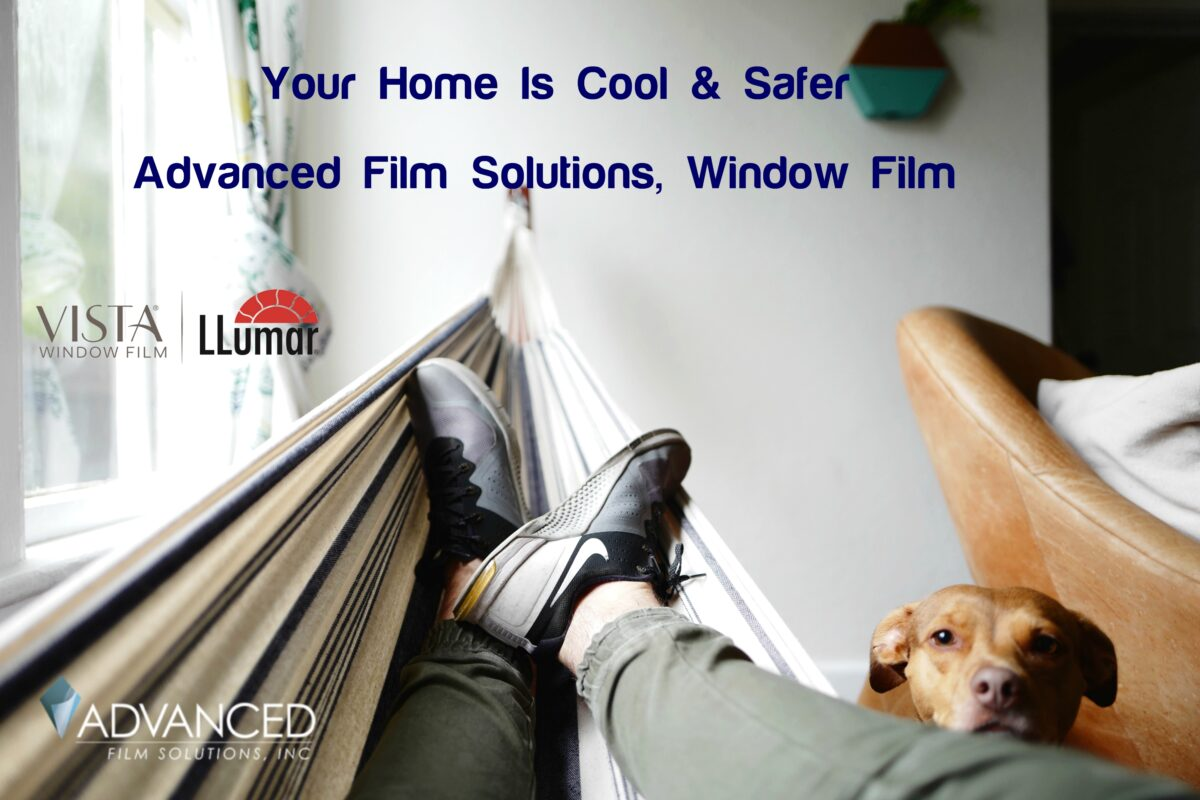 Tampa Advanced Film Solutions Window Tinting Improves Glass