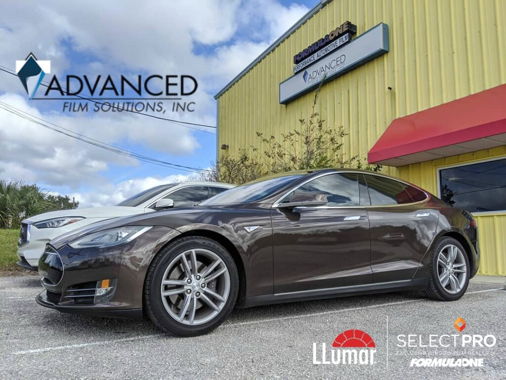 Tampa Bay's Best Car Tinting: Advanced Film Solutions, LLumar SelectPro