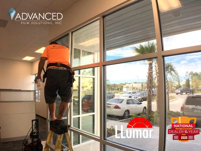Fight Tampa Bay Heat: Window Film Time For Advanced Film Solutions