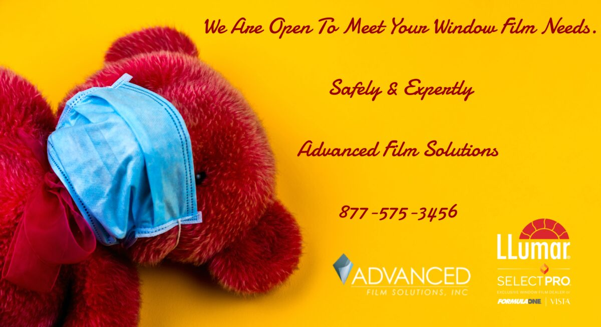 Staying Home? Make Life More Comfortable With Advanced Film Solutions