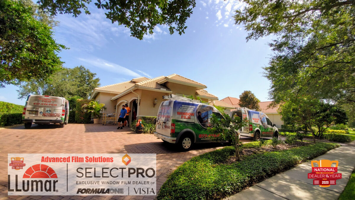 Make Your Florida Home Cool This Summer With Window Film