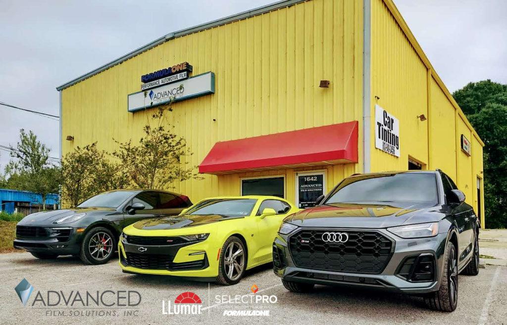 Tampa Bay LLumar Select Car Tinting, Advanced Film Solutions