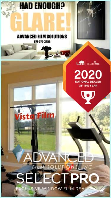 Tampa Home Window Tinting LLumar Experts, Advanced Film Solutions