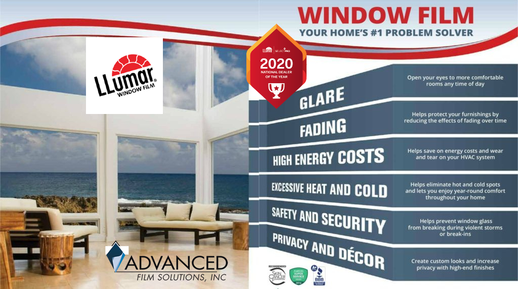 Clear Views Advanced Film Solutions, Tampa Ceramic Window Film