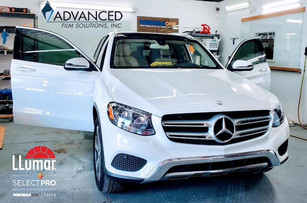 Tampa Car Tinting Word Of Mouth, Advanced Film Solutions