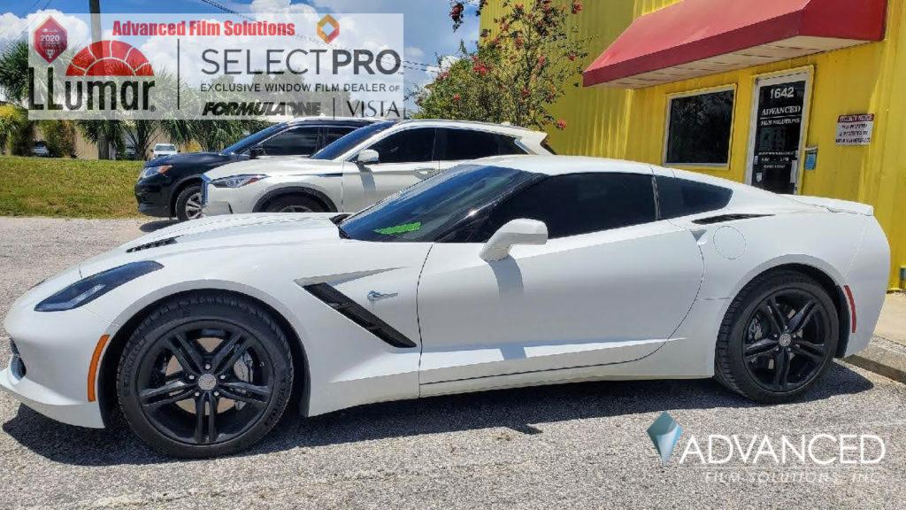 Tampa's Hottest Cars Get LLumar SelectPro FormulaOne Window Tinting