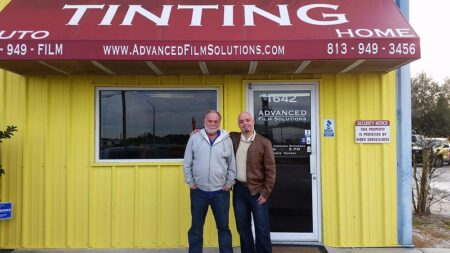 Advanced Film Solutions, Tampa, Top 15 Window Film Dealers, USA