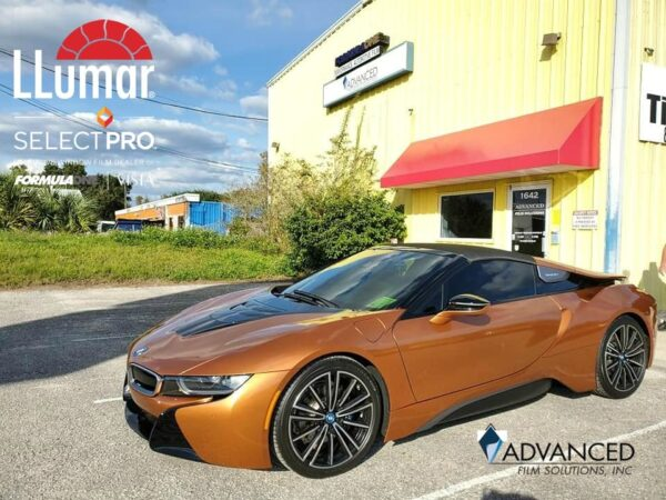 Tampa's Outstanding Car Tinting: Advanced Film Solutions