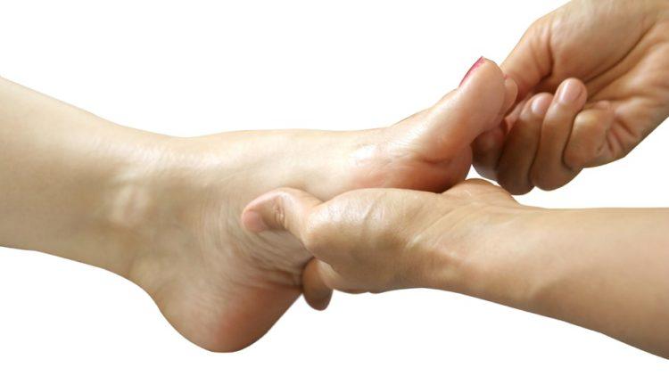 Foot massage and manipulation