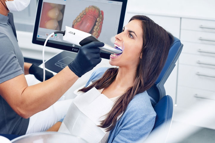 CEREC Primescan at Saint James Dentistry