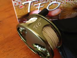 Temple Fork Outfitters Fly Reels
