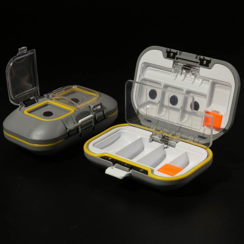PFG - Professional Fishing Gear Waterproof Magnetic Fly Box.