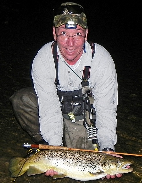 Brian Primeau 26+ Brown Trout From Grand River