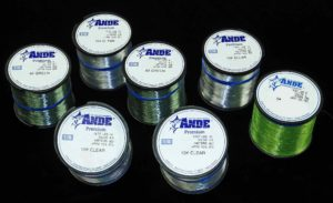 Ande Monofilaments and Fluorocarbon