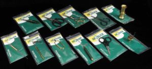 Dr. Slick Fly Tying Tool Assortment.