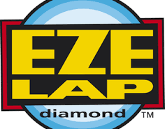 EZE Lap Model S Hook Diamond Sharpener Logo