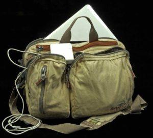 Fishpond Boulder Briefcase Bag AA