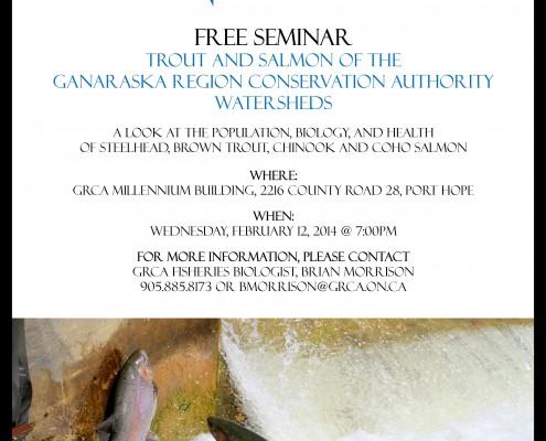 GRCA Fisheries Seminar