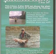 Lani Waller's Steelhead Legacy DVD