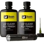 Loon UV Clear Fly Finish Fly Fishing and Tying Tools