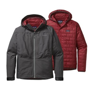 Patagonia 3 In 1 River 2 Salt Jacket 2016A