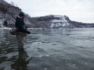 Steelhead Tournament Spey Casting Niagara River 2014 Resized for Web