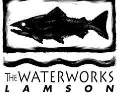 Waterworks Lamson Logo A