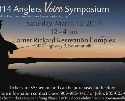 2014 Anglers Voice Symposium