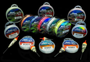 Blood Run Tackle Company Main Line and Tippett Leader Material A