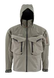 Simms G4 Pro Wading Jacket 2015 Loden