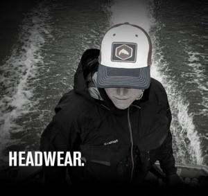 Simms-headwear