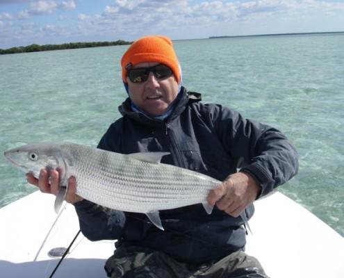 Huw monster bonefish