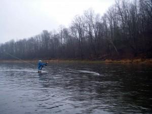 Becky Knifton Casting Grand River Whitemans Resized for Web