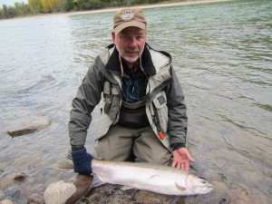 Larry Mellors BIO Picture West Coast Steelhead Revised for Web B