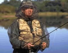 Mosquito Bug Jacket Fishing Logo