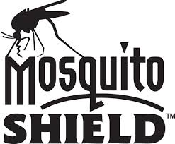 Mosquito Bug Spray Mosquito Shield Fishing Logo