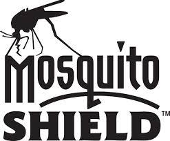 Mosquito Bug Spray Mosquito Shield Fishing Logo